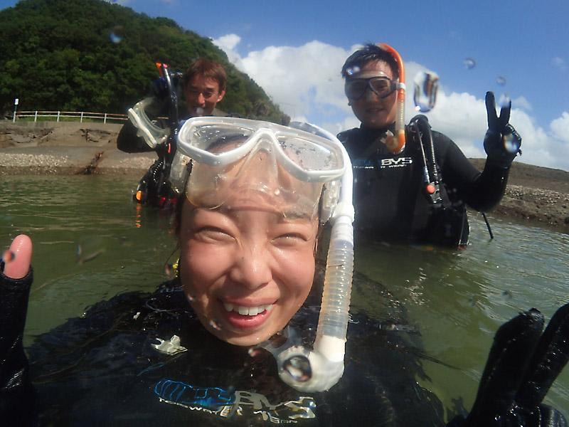 ダイビングスキルアップスクール和歌山
