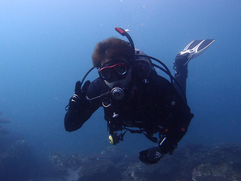 和歌山でダイビングスクール受講