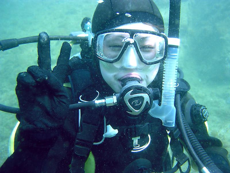 和歌山県でダイビングスクール受講