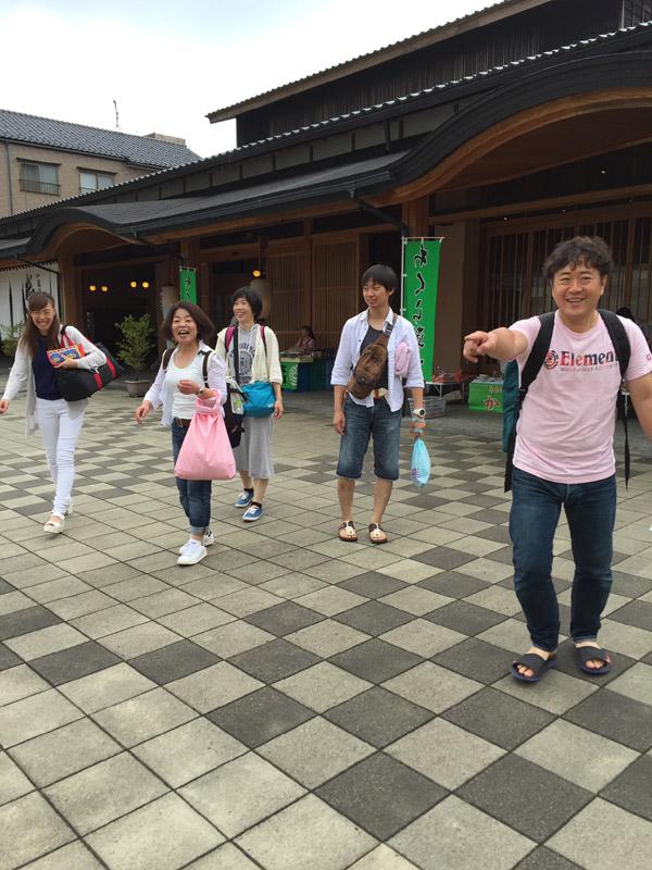 ドルフィンスイムツアー(和倉温泉総湯)